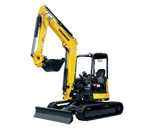 Earthmoving equipment rentals in Greater Lexington