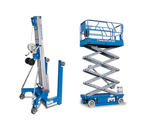 Lift rentals in Greater Lexington