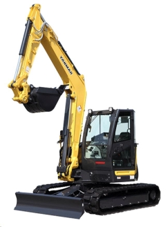 Rental store for 18,000LB COMPACT EXCAVATOR in Lexington KY