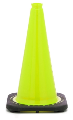 Rental store for TRAFFIC CONE 18  LIME GREEN in Lexington KY
