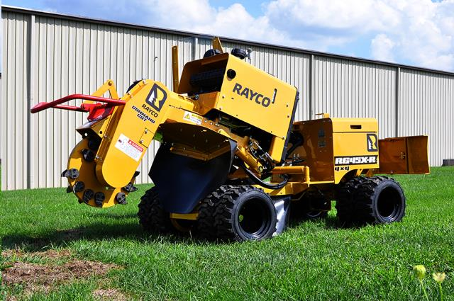 Where to find STUMP GRINDER LARGE WALKBESIDE in Lexington