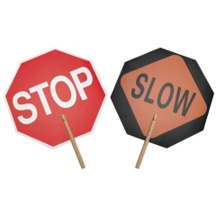 Rental store for MUTUAL, STOP SLOW PADDLE SIGN in Lexington KY