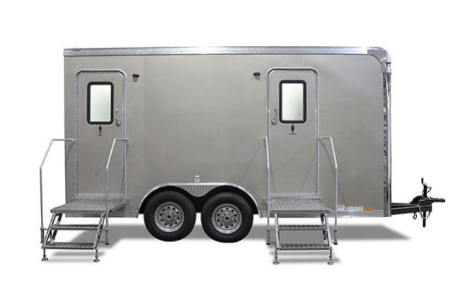 Where to find PORTABLE 2 UNIT RESTROOM TRAILER in Lexington
