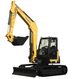 Rental store for 13,000 LBS COMPACT EXCAVATOR in Lexington KY