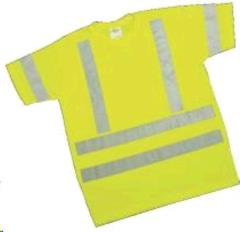 Rental store for MUTUAL, CL3 ANSI LS TEE LIME 2  SIL XL in Lexington KY