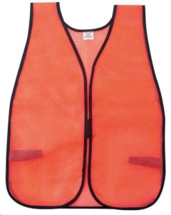 Rental store for MUTUAL, ORANGE SOFT MESH SAFETY VEST in Lexington KY