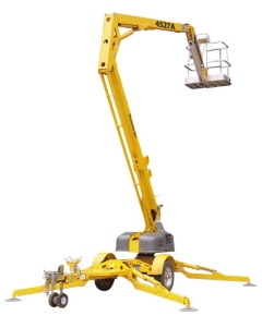 Rental store for 45  TOWABLE ARTICULATING MANLIFT in Lexington KY