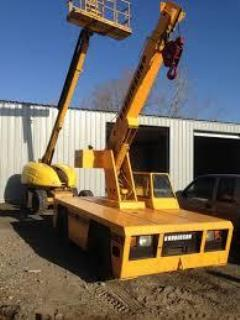 Rental store for CRANE, CARRY DECK IC80 1B in Lexington KY