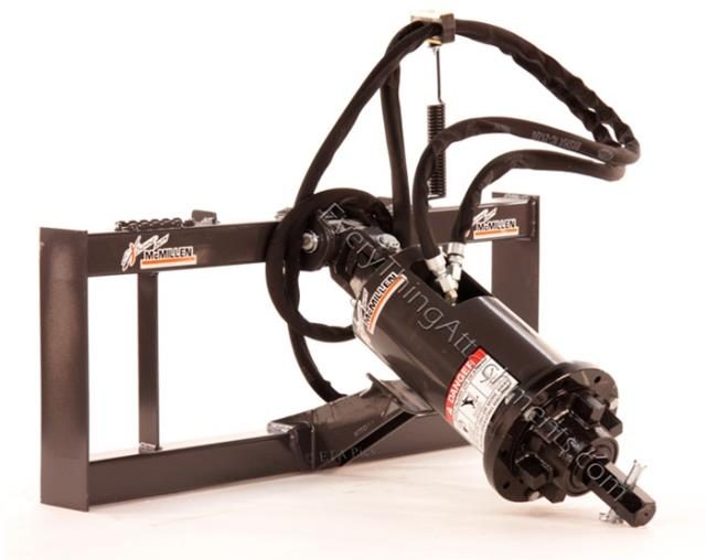 Auger Skidsteer Attachment Rentals Lexington Ky Where To