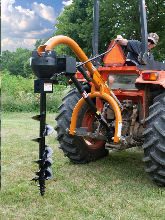 Where to find AUGER, TRACTOR in Lexington