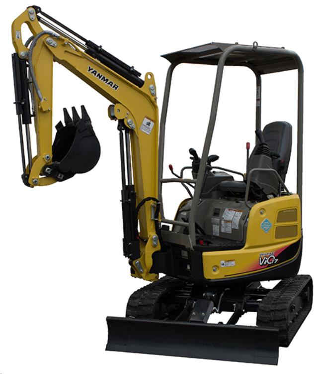 Where to find 3,700 LBS COMPACT EXCAVATOR in Lexington