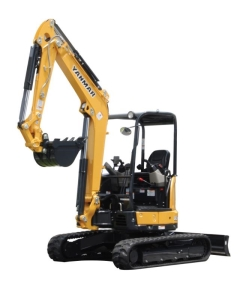 Rental store for 8,300 LBS COMPACT EXCAVATOR in Lexington KY