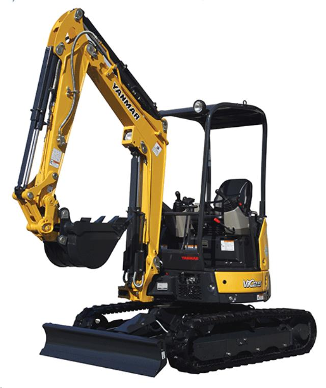 Where to find 6,600 LBS COMPACT EXCAVATOR in Lexington