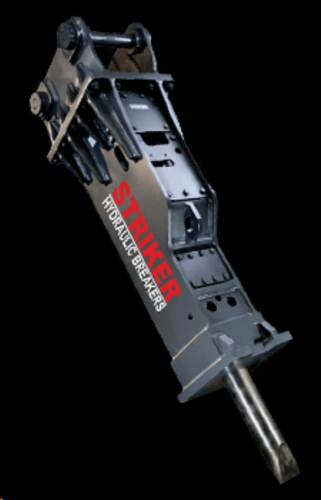 Hydraulic Breaker Skidsteer Excavator Rentals Lexington Ky