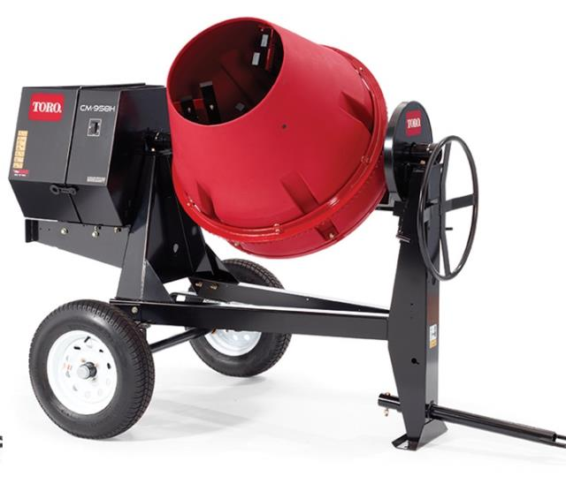 Where to find CONCRETE MIXER GAS POWERED in Lexington