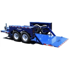 Rental store for TRAILER, 10K LIFT BED TANDEM AXLE in Lexington KY