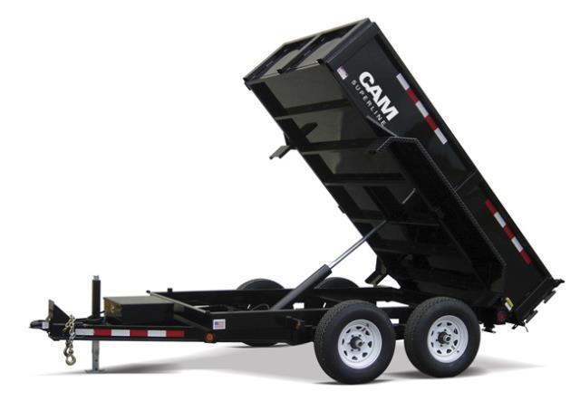 Dump Trailer 4 Yard Tandem Axle Rentals Lexington Ky