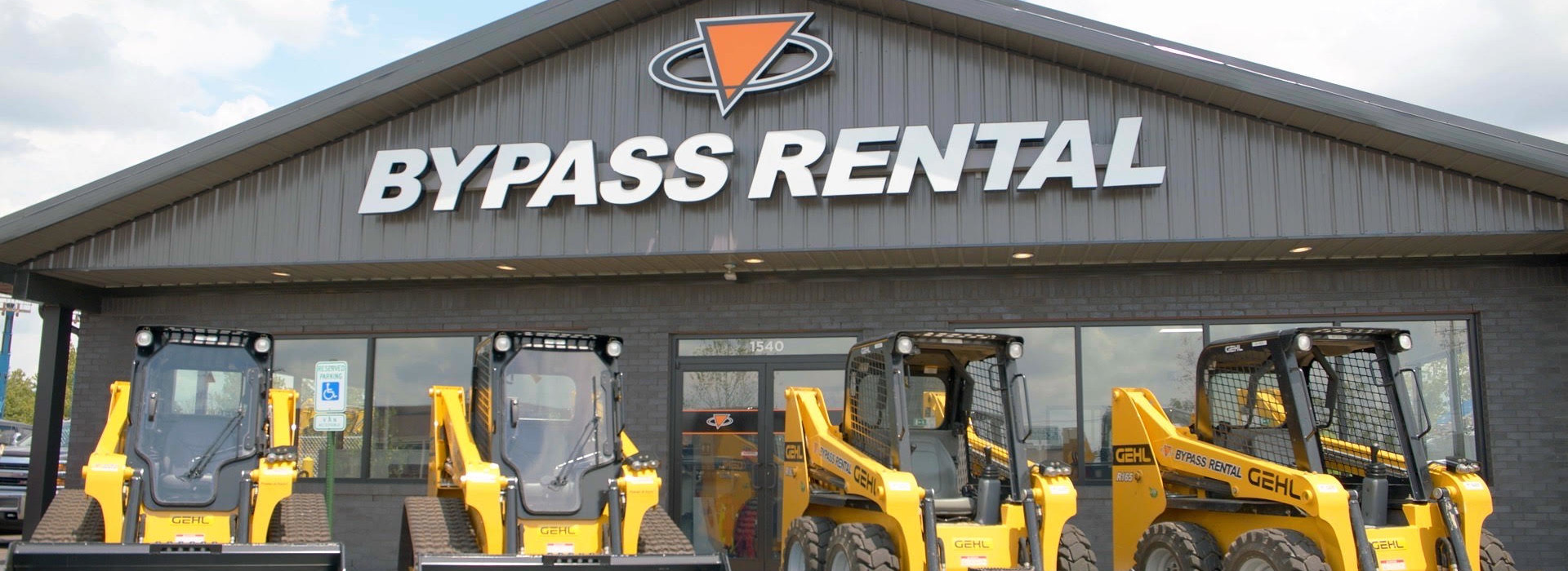 Equipment rentals in Greater Lexington